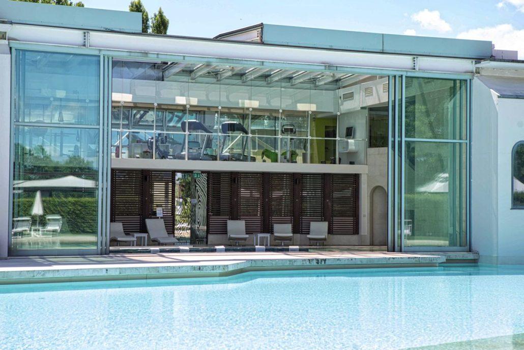 Non solo golf in riviera adriatica e rimini spa piscina - Cattolica hotel con piscina coperta ...