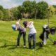 far giocare a golf i bambini
