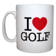 I love golf gadget