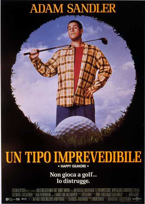 film sul golf