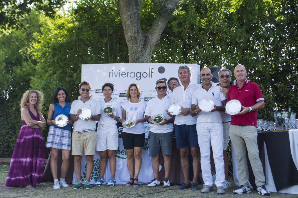 vincitori gara golf carlsberg