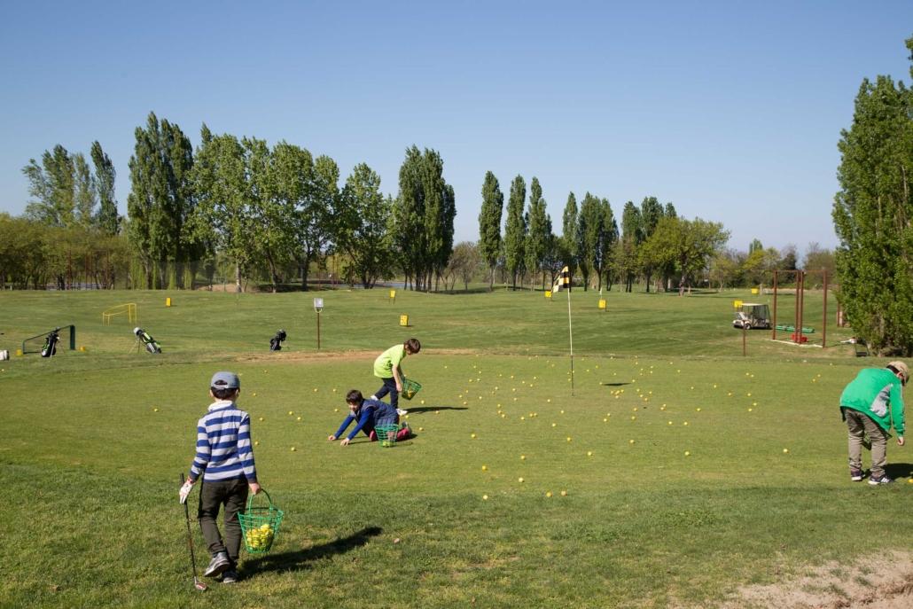 corsi golf per bambini e ragazzi cattolica