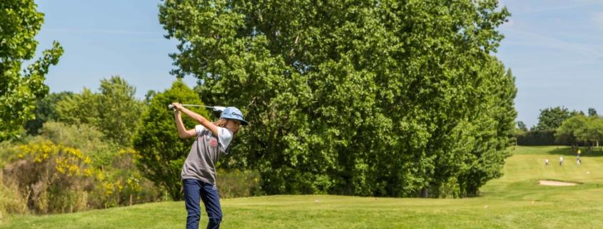 Corsi golf per bambini e ragazzi