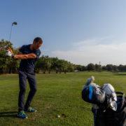 giocare a golf al riviera