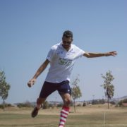 giocatore di footgolf